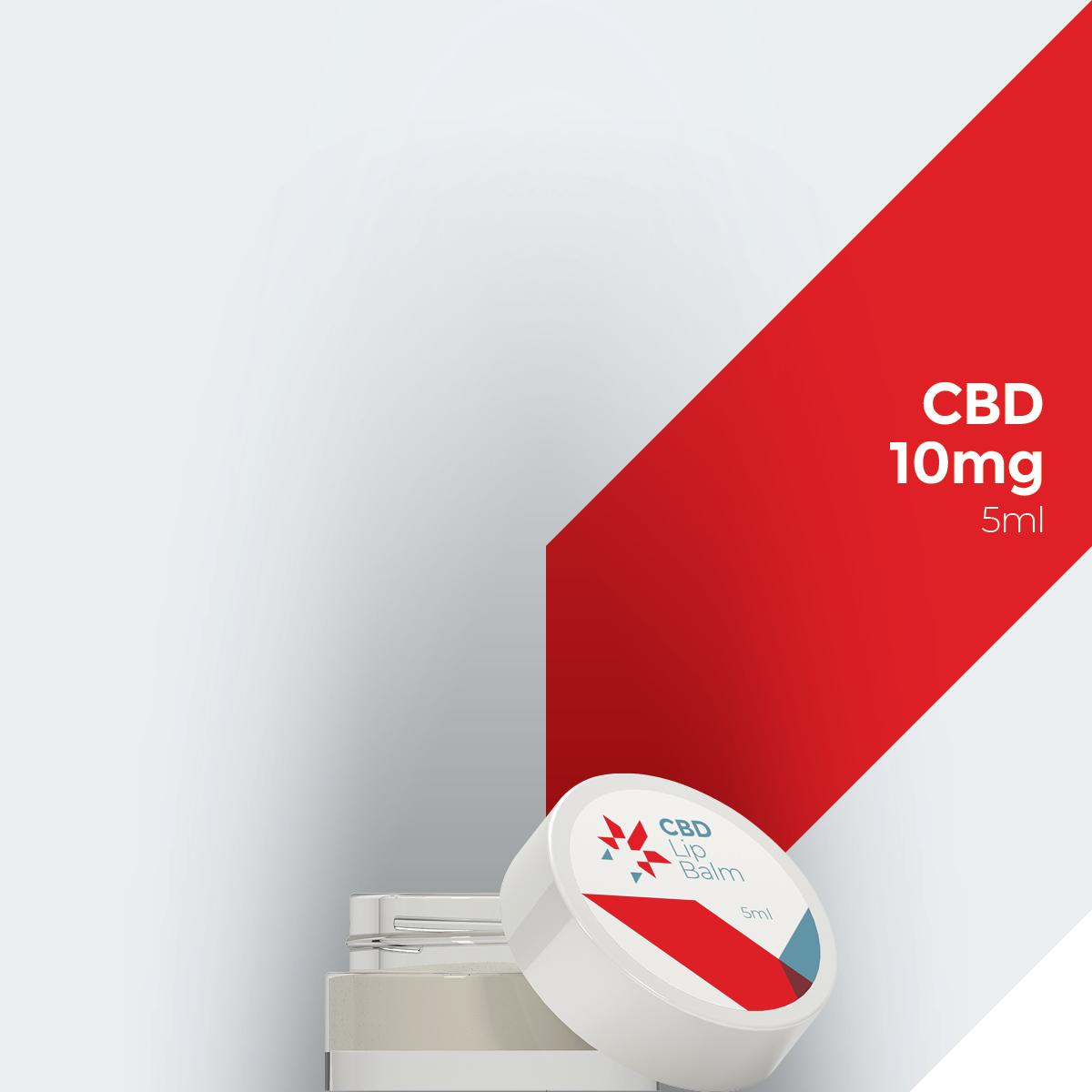 White Label CBD Lippenbalsam