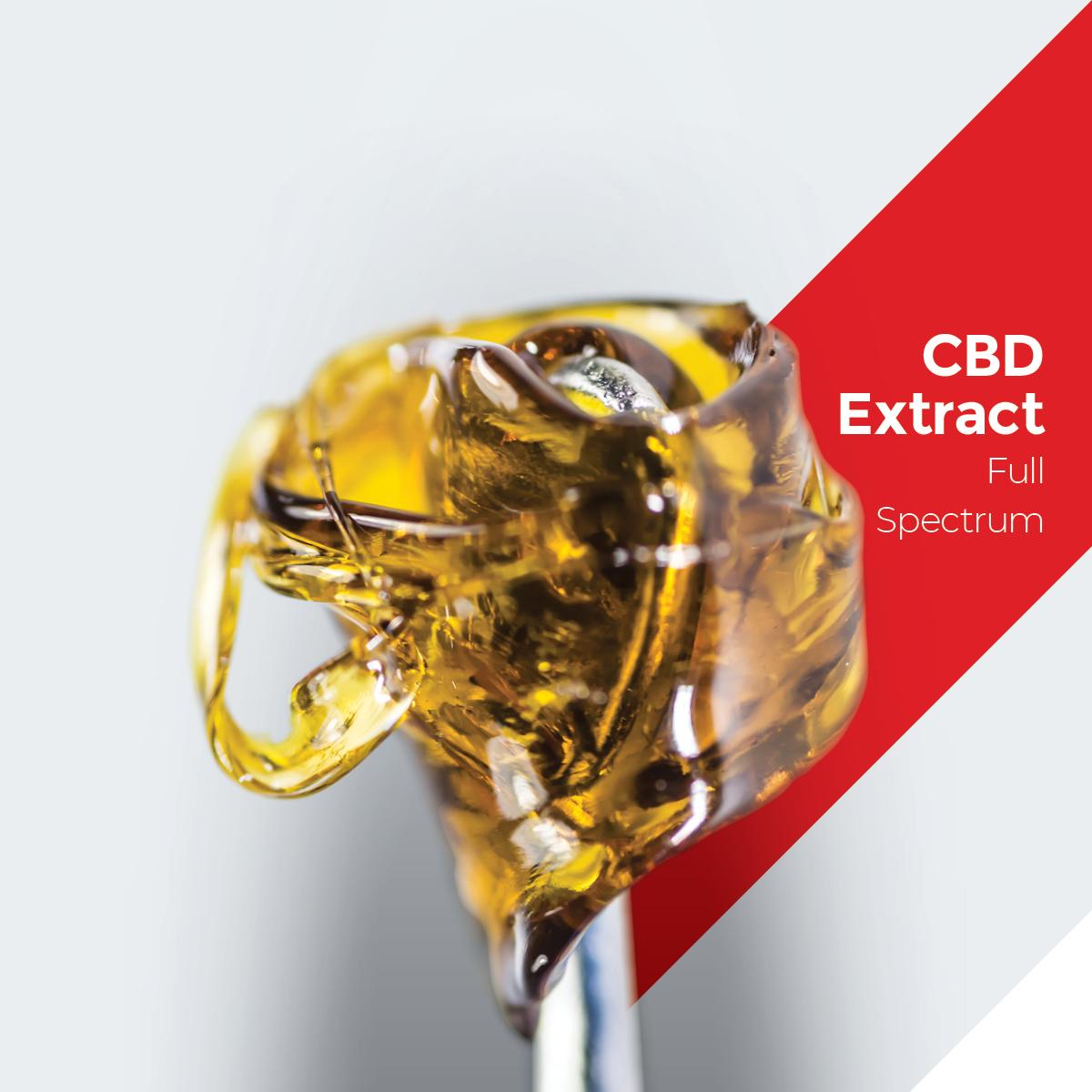 CBD Extract FUll-Spectrum